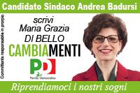 Di Bello Maria Grazia candidato Partito Democratico Comunali Pisticci 2016