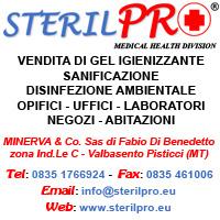 Steril Pro sanificazioni