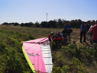 incidente deltaplano 280919