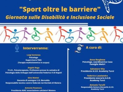 sport oltre barriere