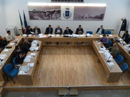 consiglio comunale veduta